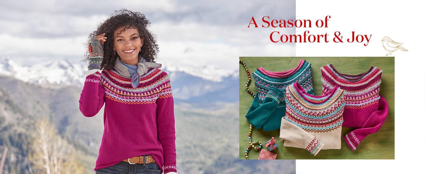Season of Comfort and Joy