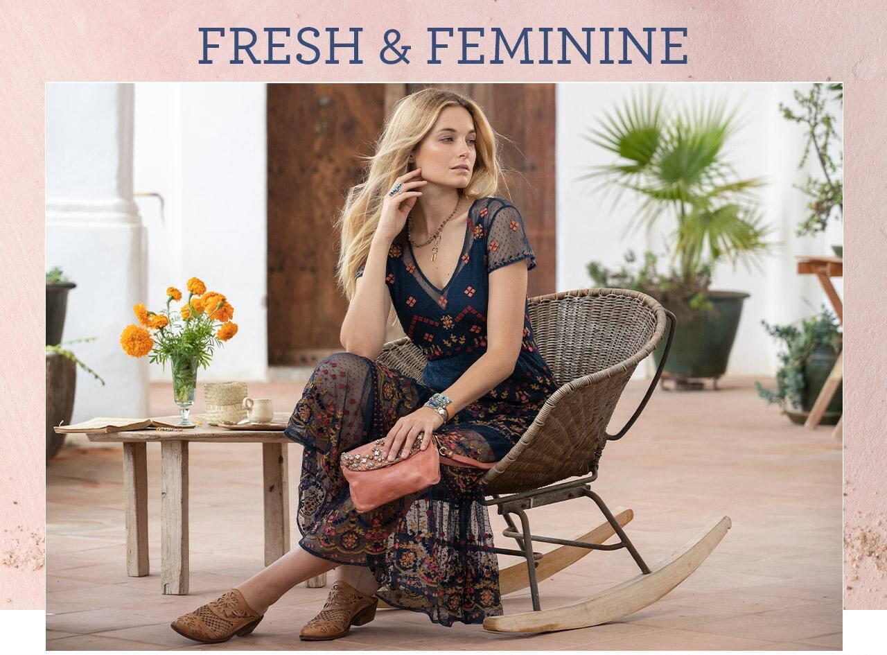 Fresh and Feminine