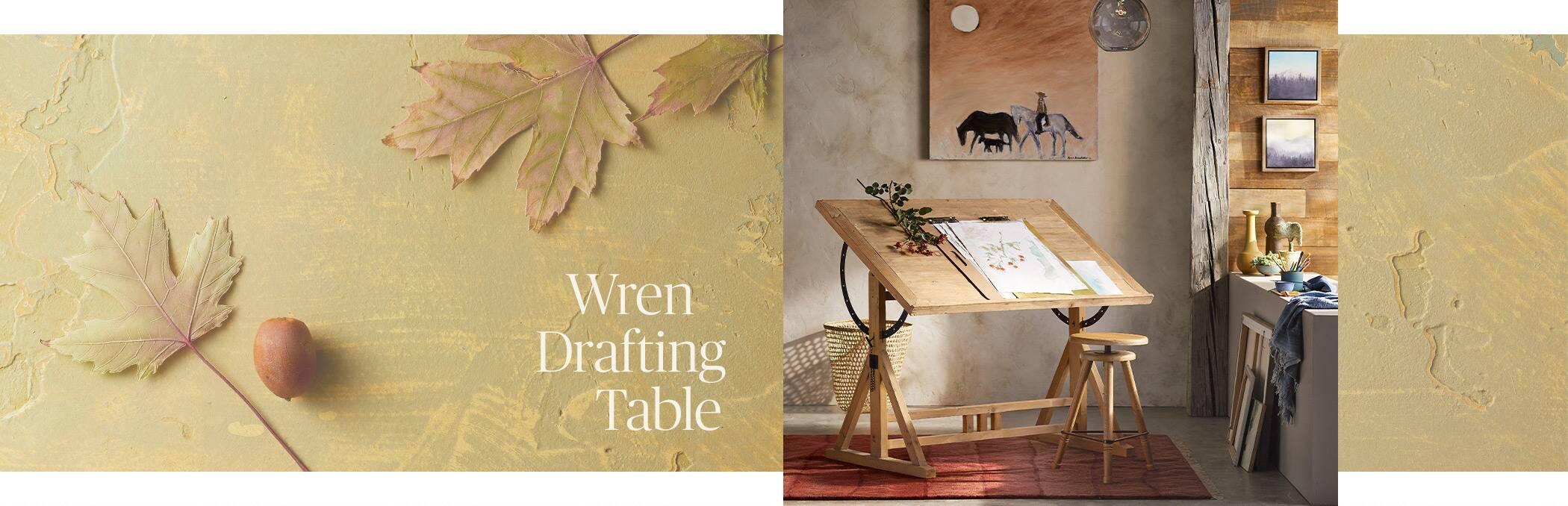 Wren Drafting Table