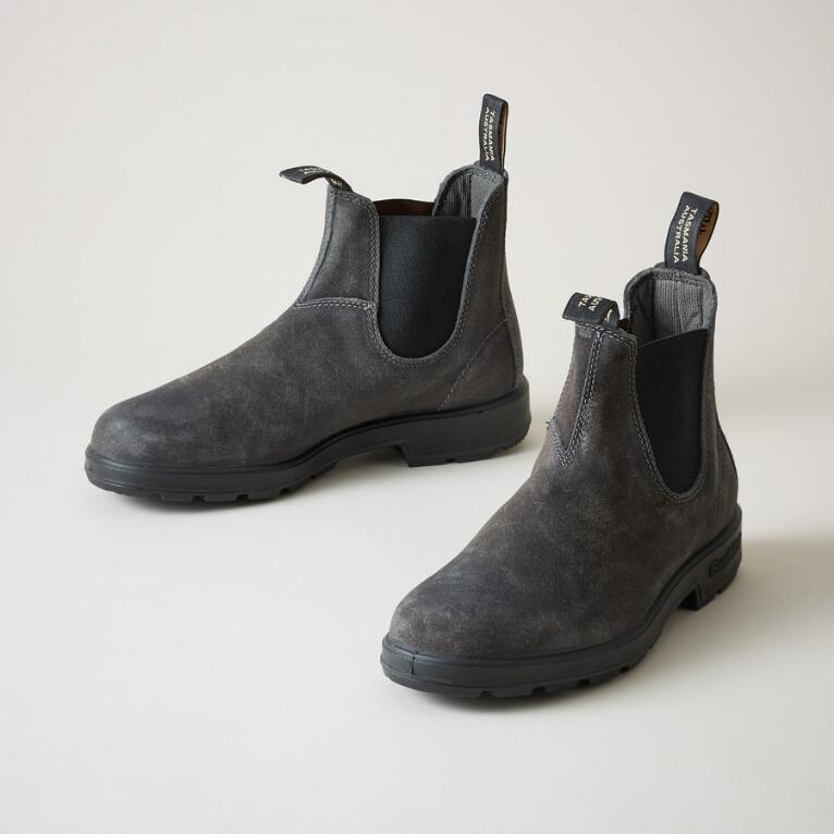 DOWN UNDER LEATHER BOOTS