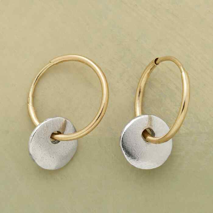 MOON AND SUN EARRINGS