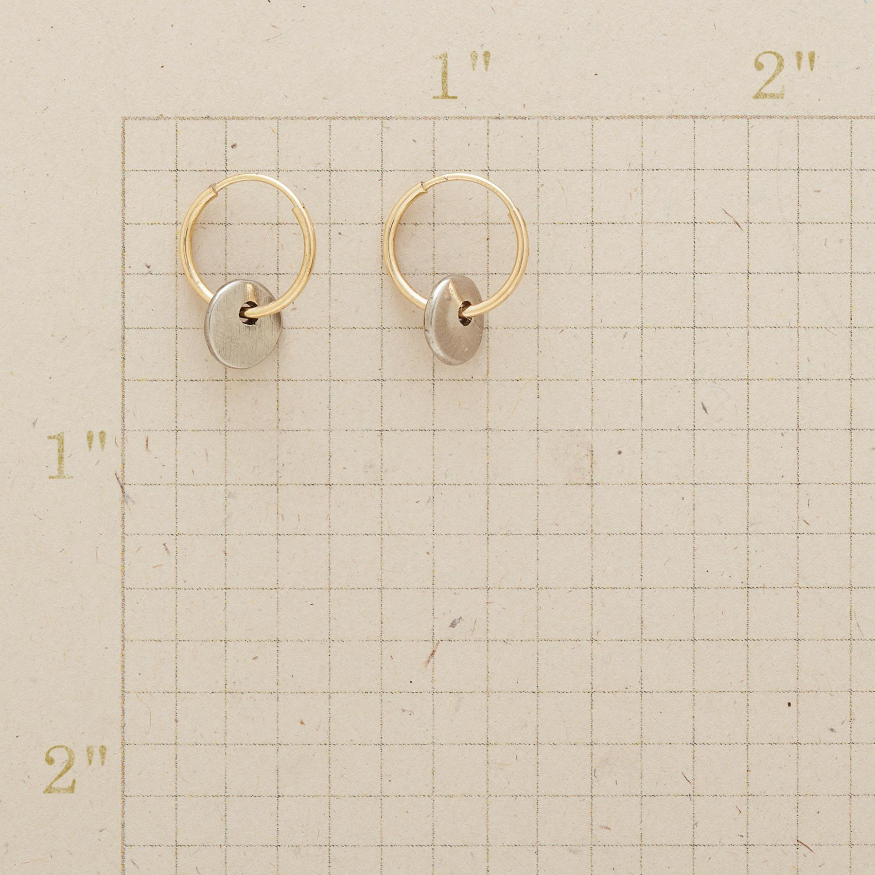 MOON & SUN EARRINGS: View 2
