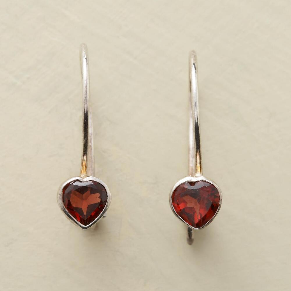 PRECIOUS HEART EARRINGS: View 1