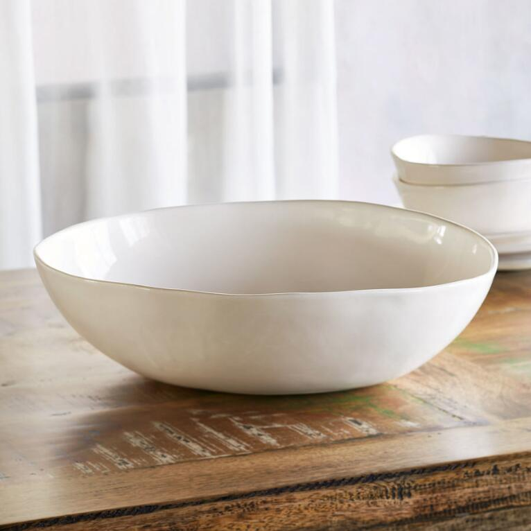 ALEX MARSHALL ORGANIC SERVING BOWL