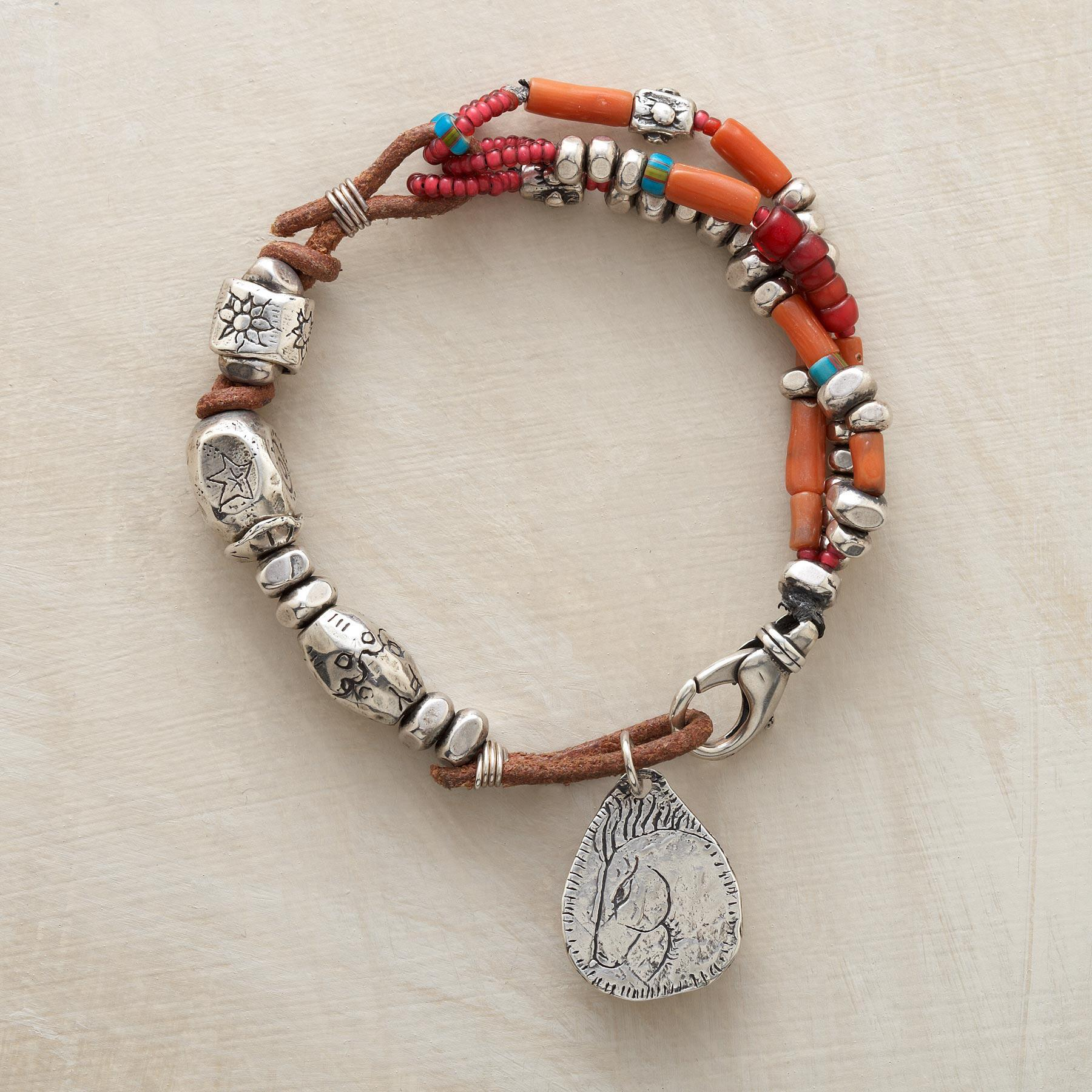 LIMITED EDITION CORAL BRACELET: View 1