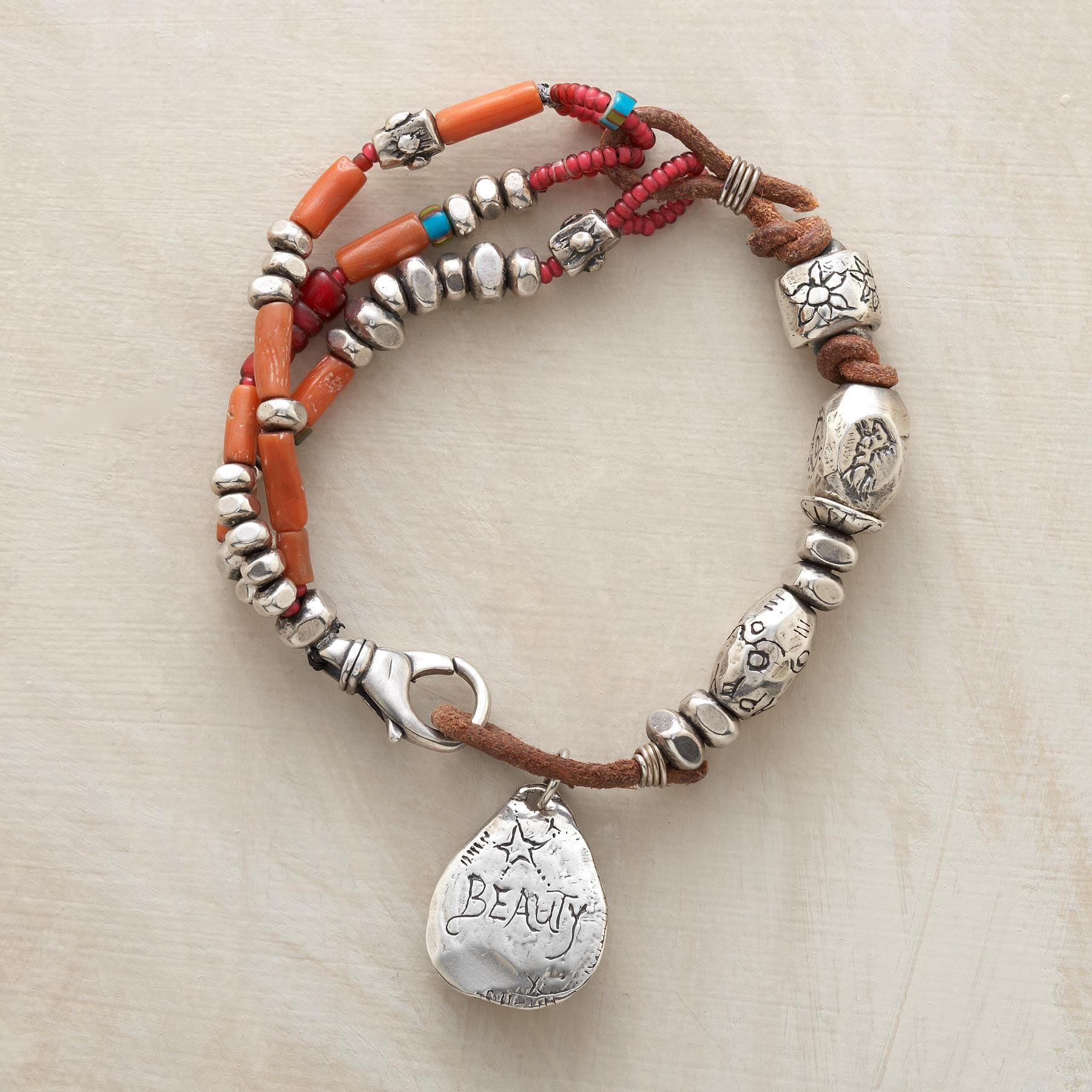 LIMITED EDITION CORAL BRACELET: View 2