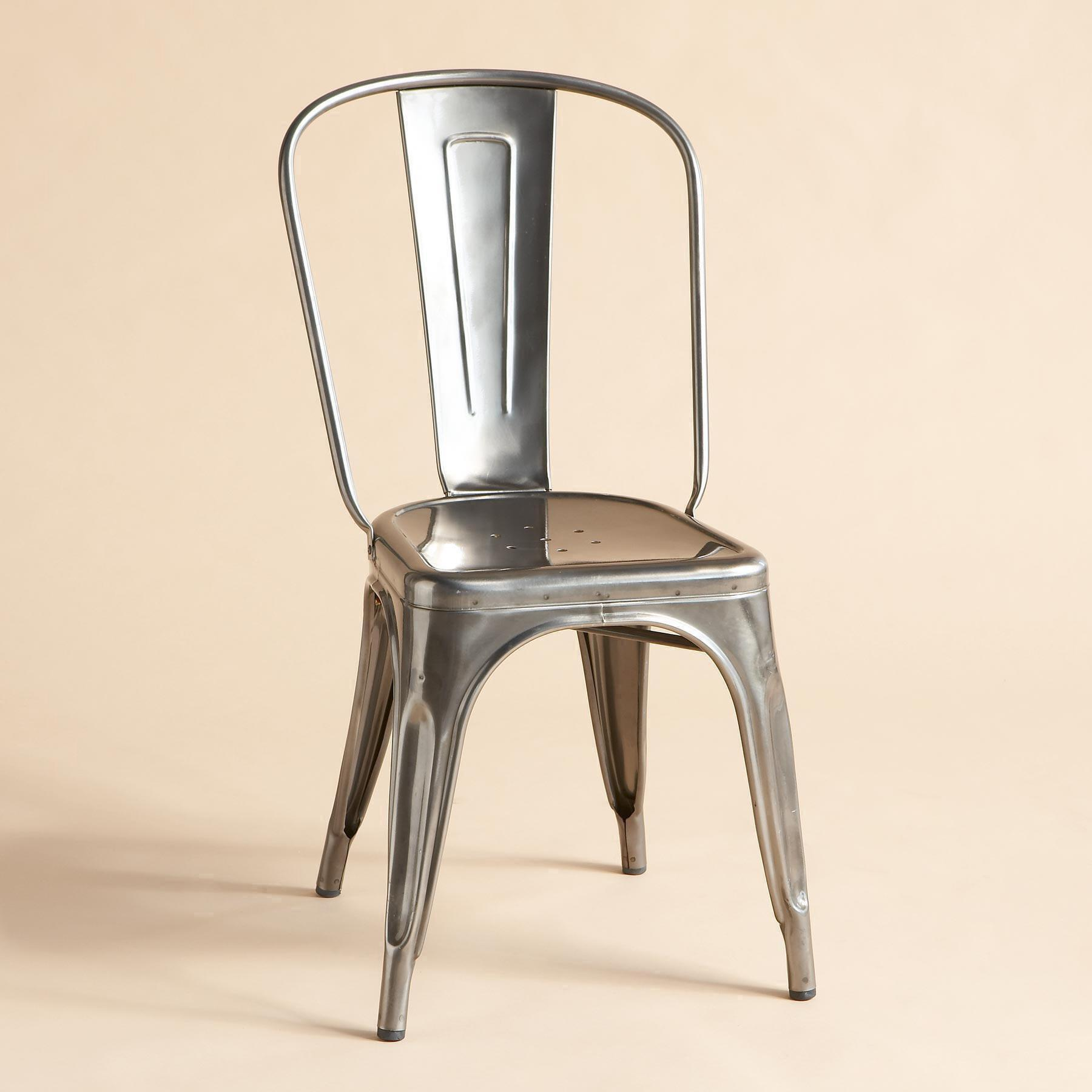 TOLIX 1934 SIDE CHAIR: View 2