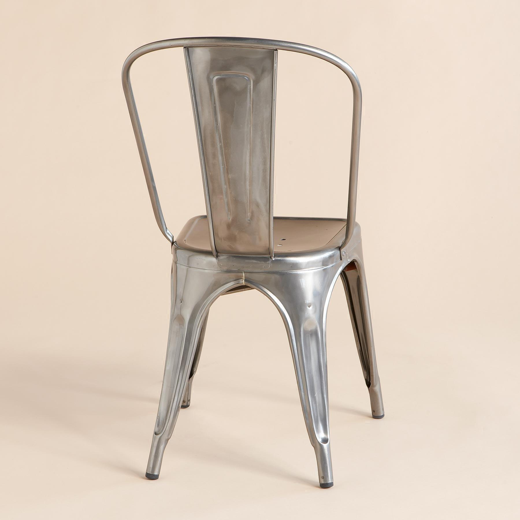 TOLIX 1934 SIDE CHAIR: View 4