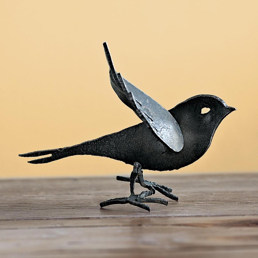 DELICATE STEEL SONG BIRD