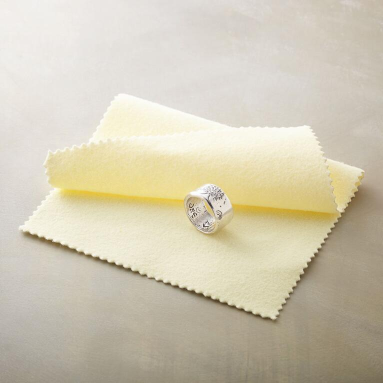 POLISHING CLOTH FOR JEWELRY