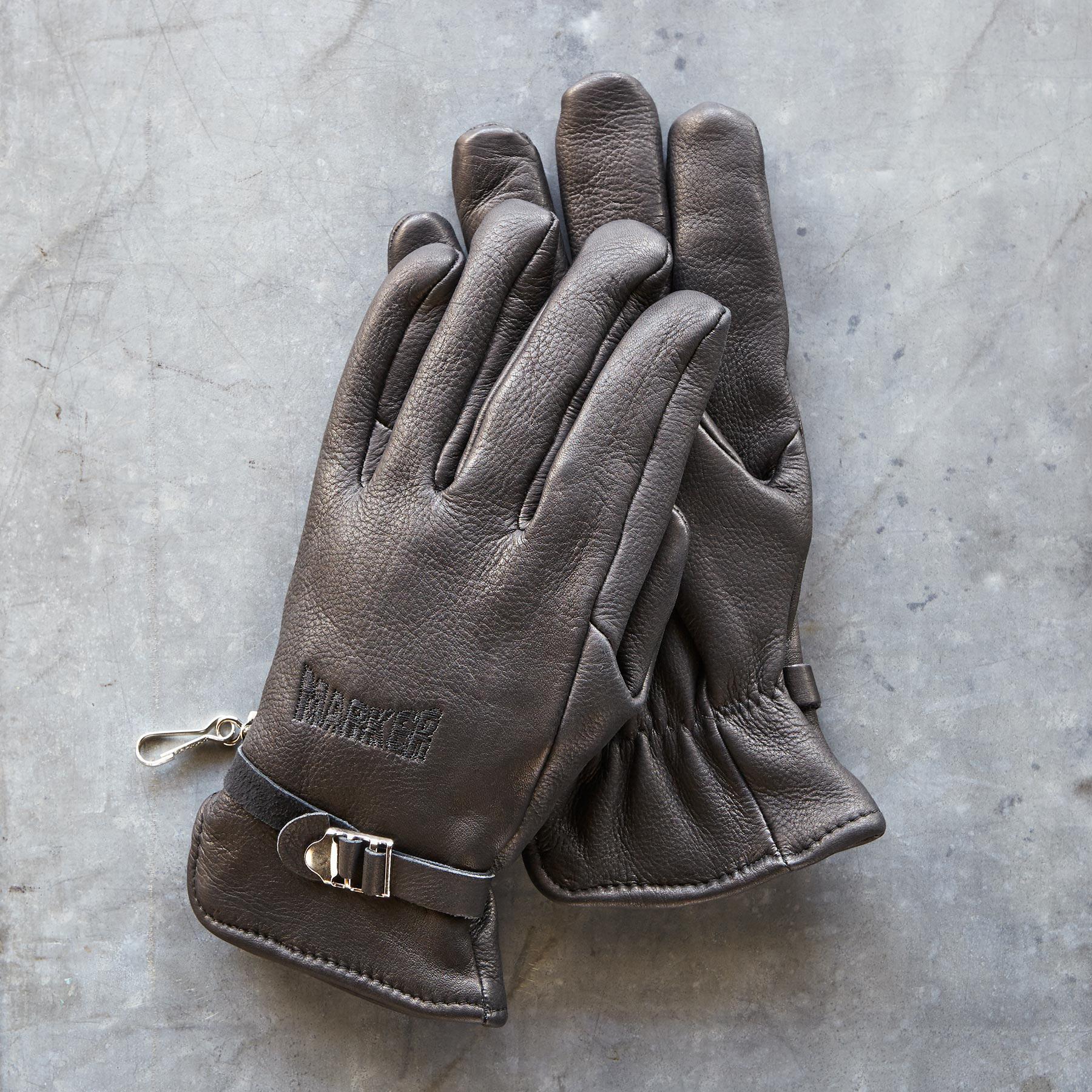 Marker® Deerskin Work Gloves: View 1