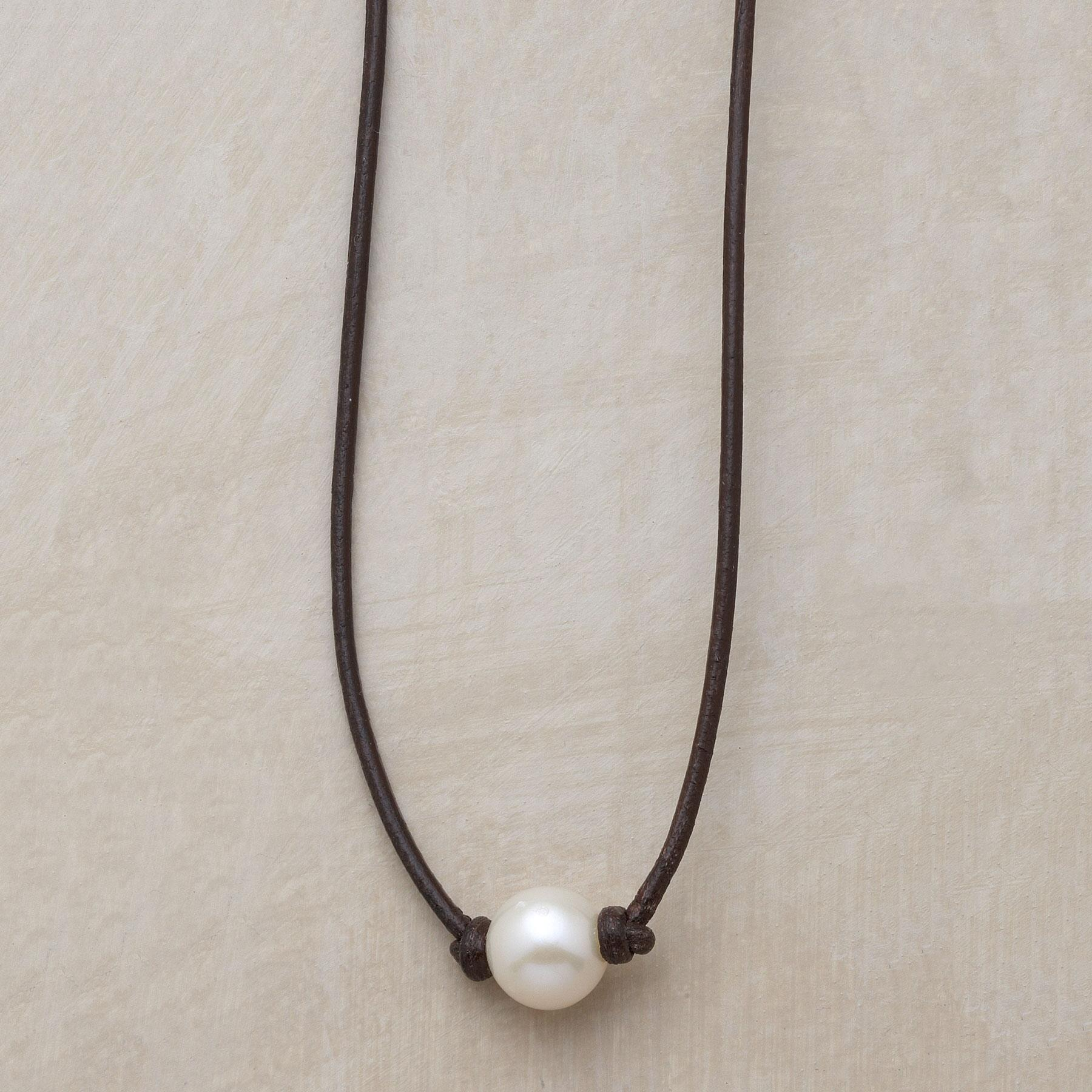 ENCHANTED PEARL NECKLACE: View 1