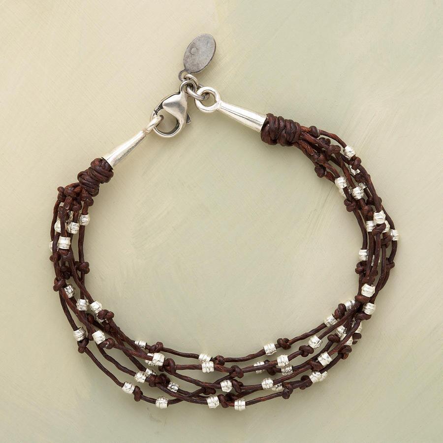 Sundance Leather Bracelets