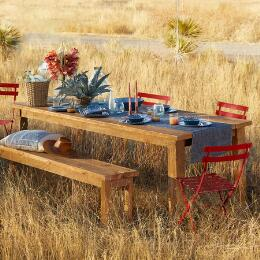 CUMBERLAND OUTDOOR DINING TABLE