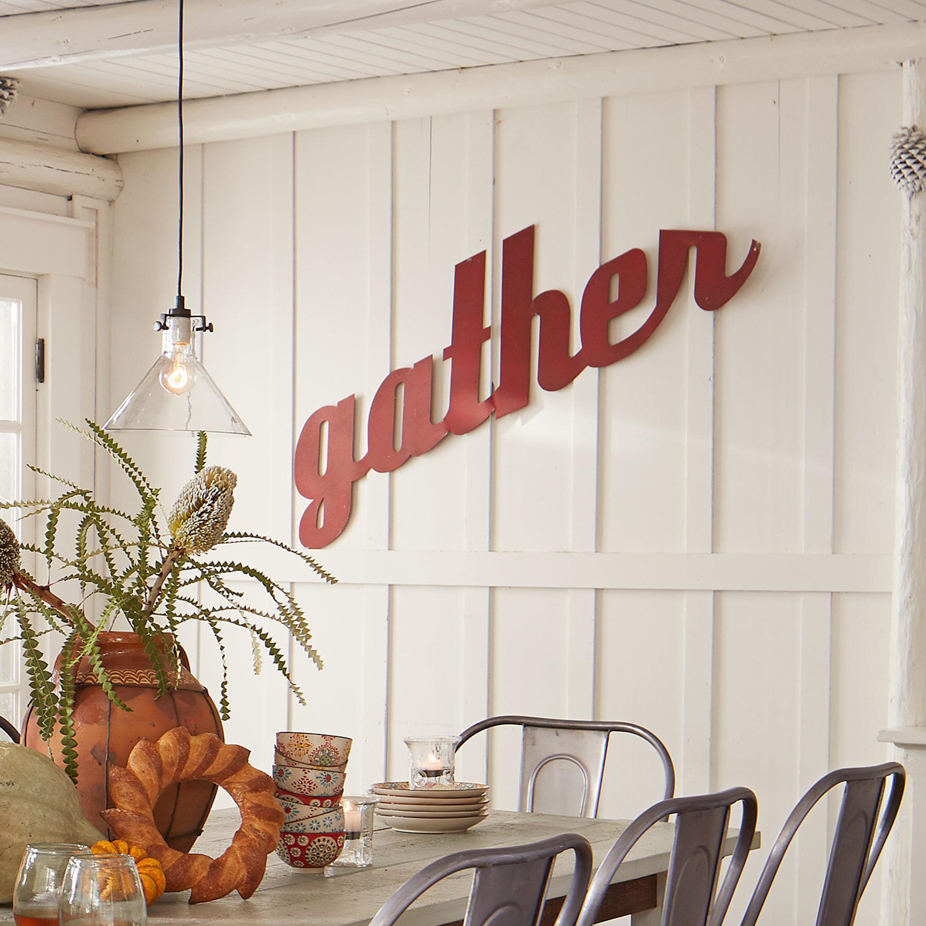 GATHER SIGN: View 2