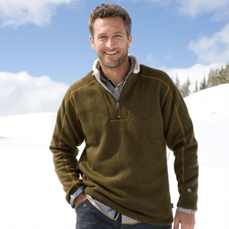 MOUNTAIN PASS PULLOVER