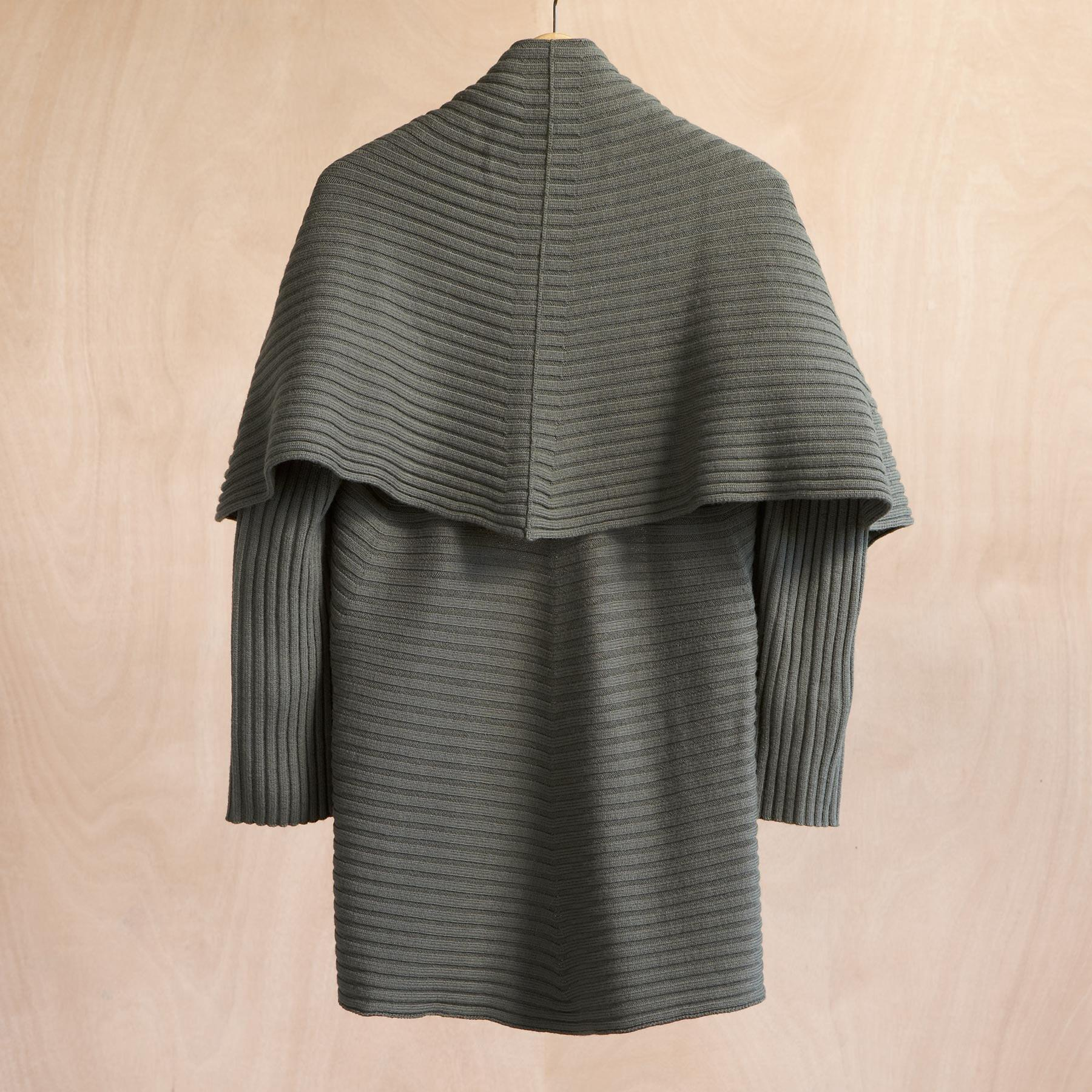 COCOON SWEATER: View 2