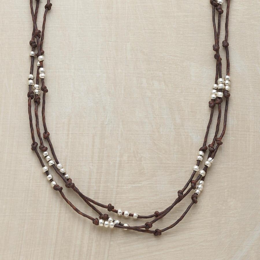Linen Jewellery: Robert Redford's Sundance Catalog