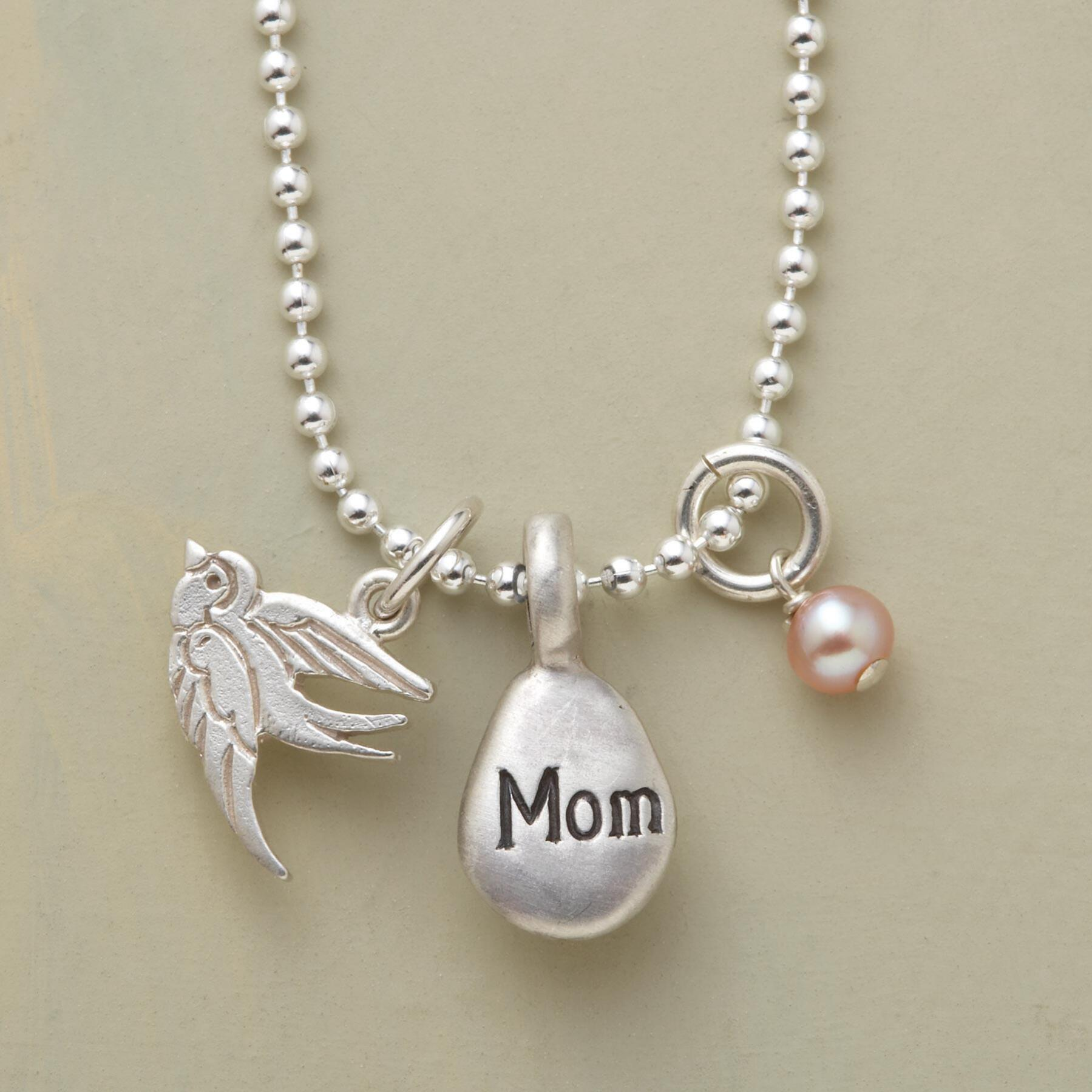 JUST FOR MOM NECKLACE: View 1