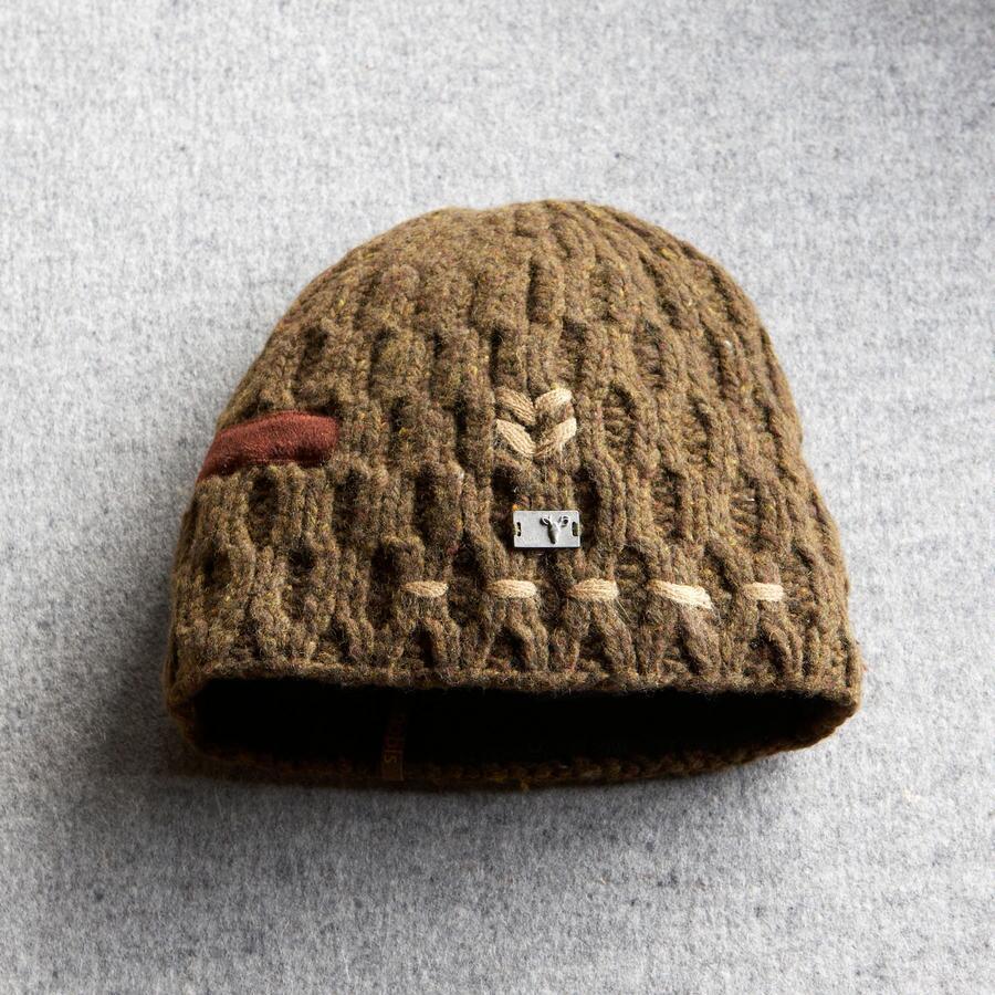 MARLED WOOL HAT