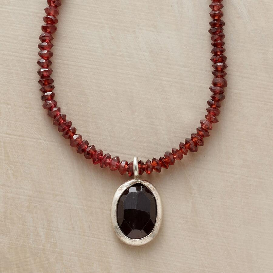 INNER FIRE NECKLACE