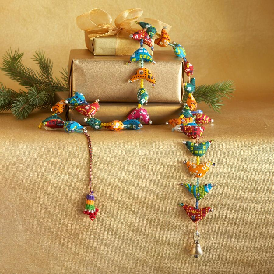LITTLE BIRDIES GARLAND