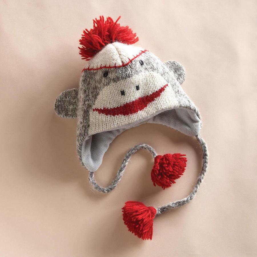 CREATURE COMFORT MONKEY HAT