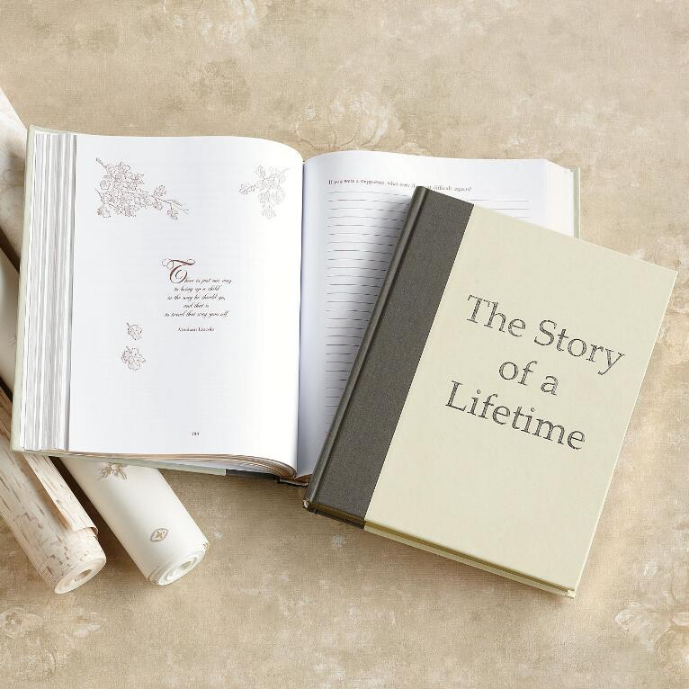 STORY OF A LIFETIME BOOK