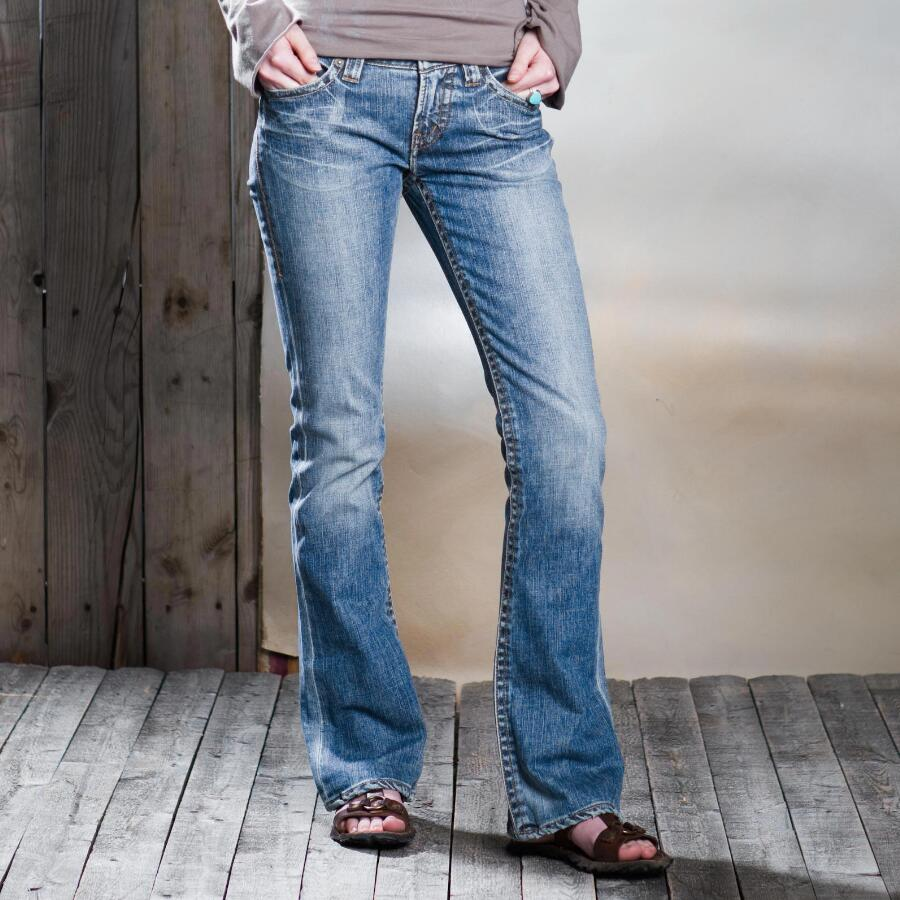 1921 DENIM SURPLUS BOOTCUT JEANS