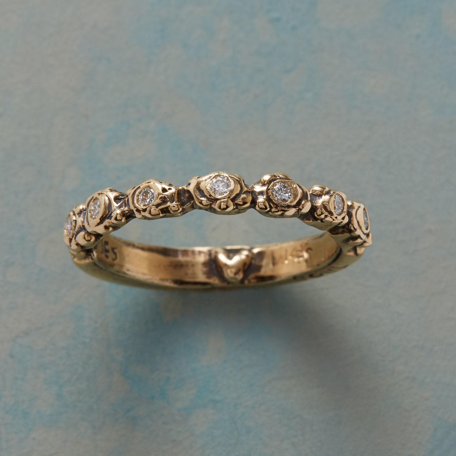 ETERNAL LOVE DIAMOND RING: View 1