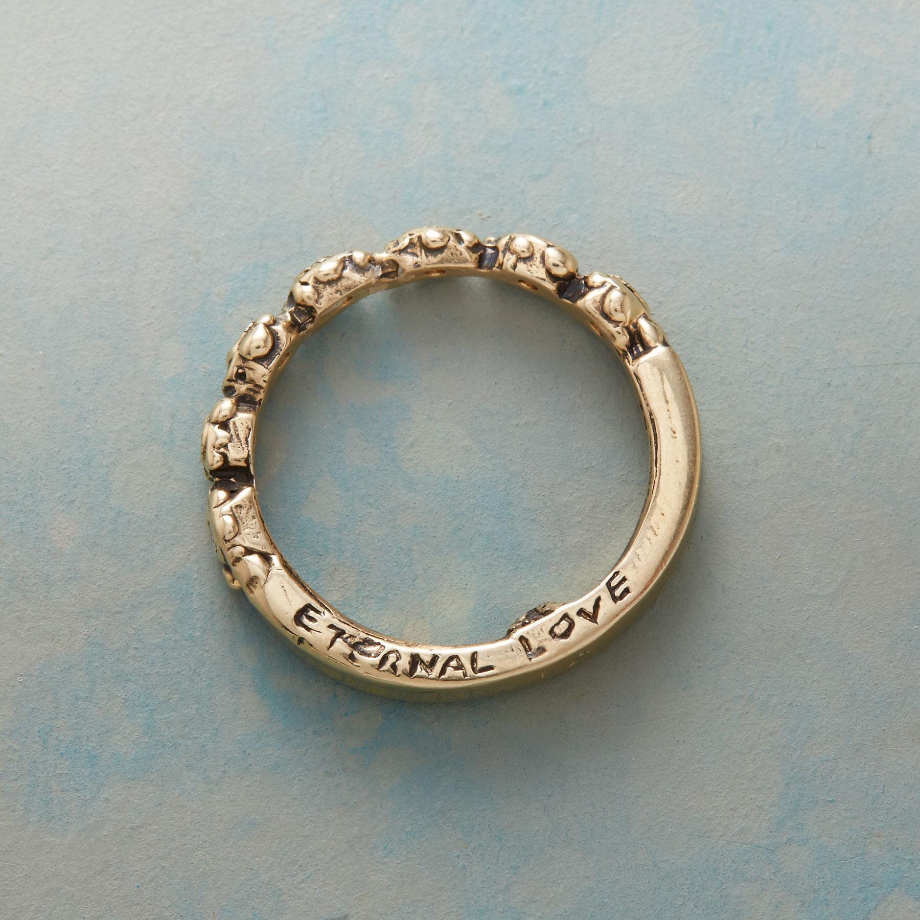 ETERNAL LOVE DIAMOND RING: View 3