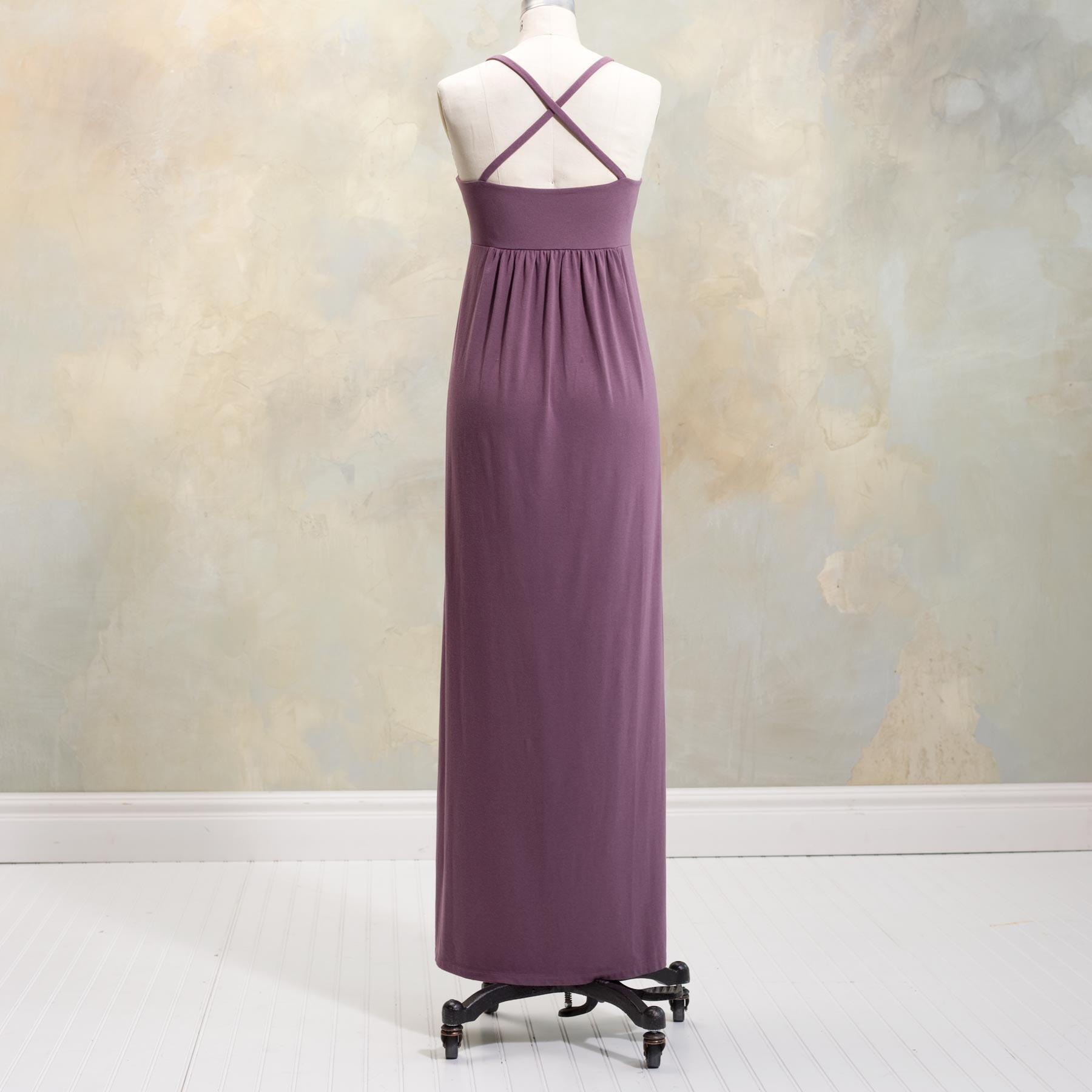 SPAGHETTI STRAP DRESS: View 2