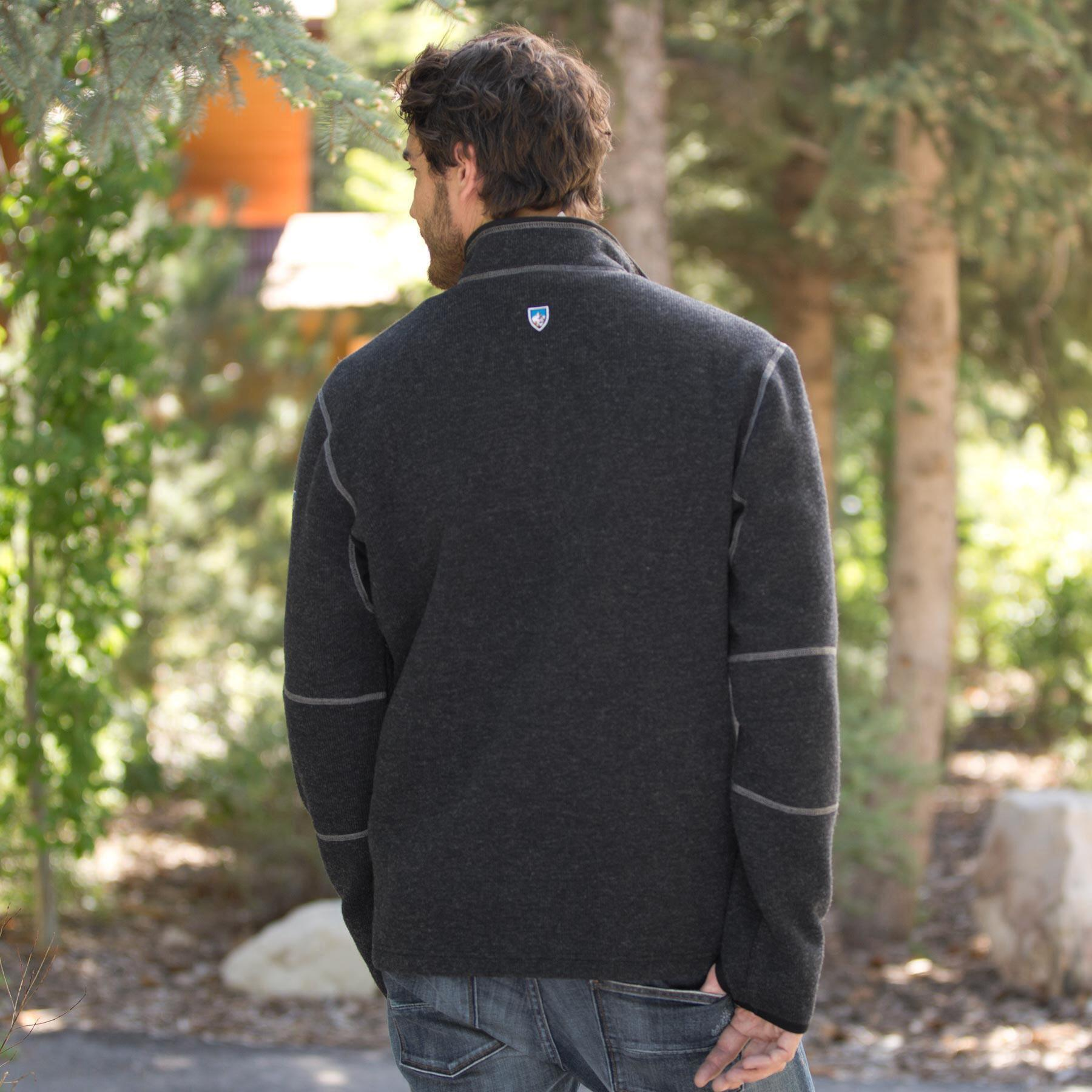 THOR 1/4 ZIP ALL-WEAR: View 2