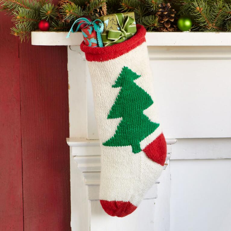 HEIRLOOM TREE STOCKING
