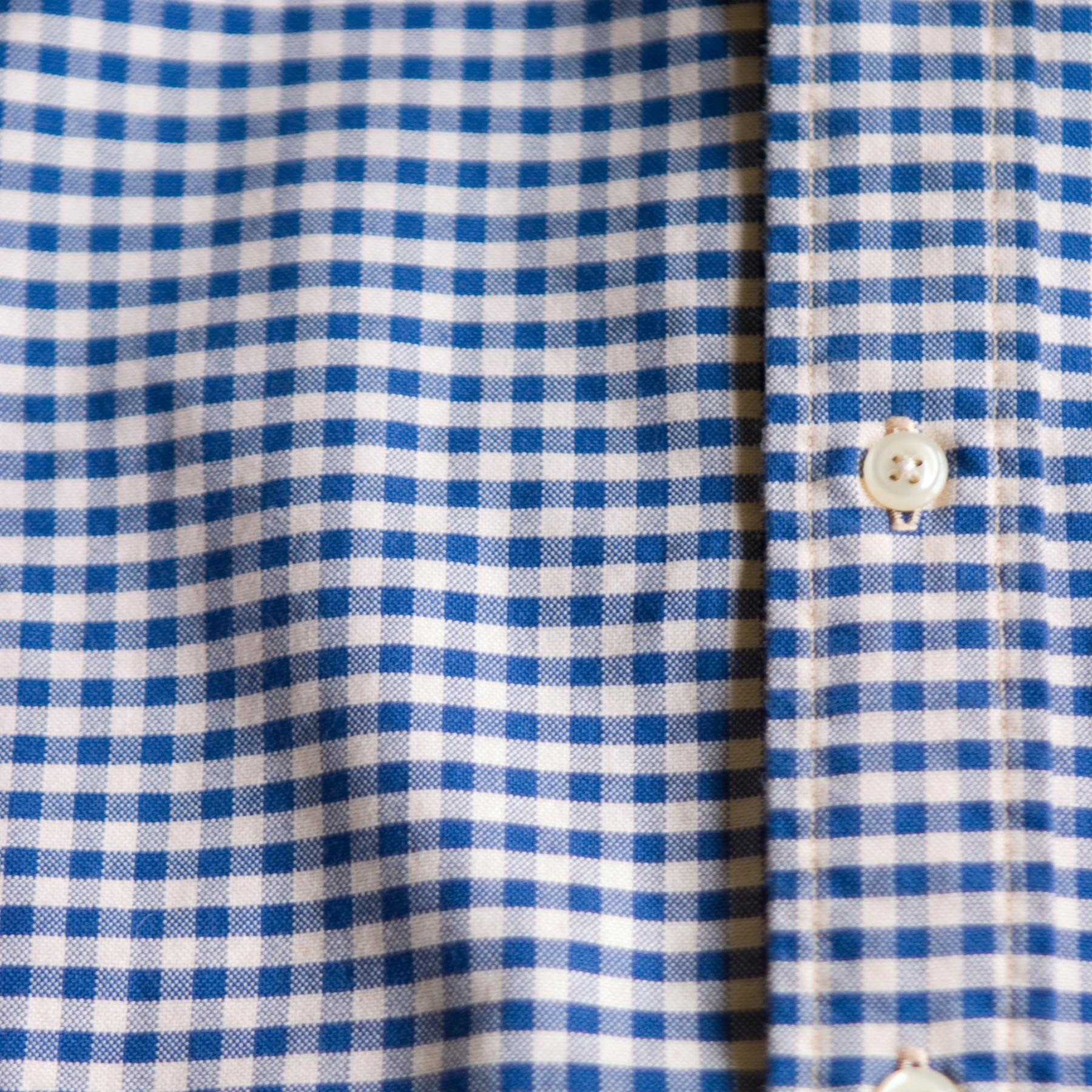 WEATHERED CHECKED SHIRT: View 2