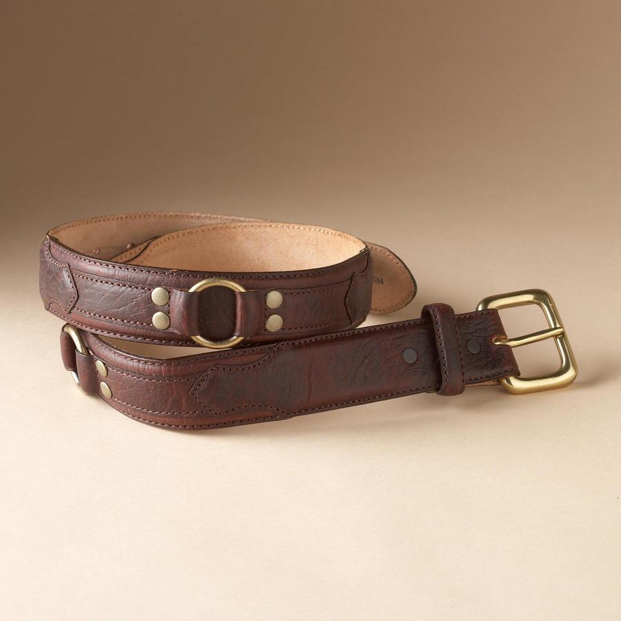 BISON HIDE BELT