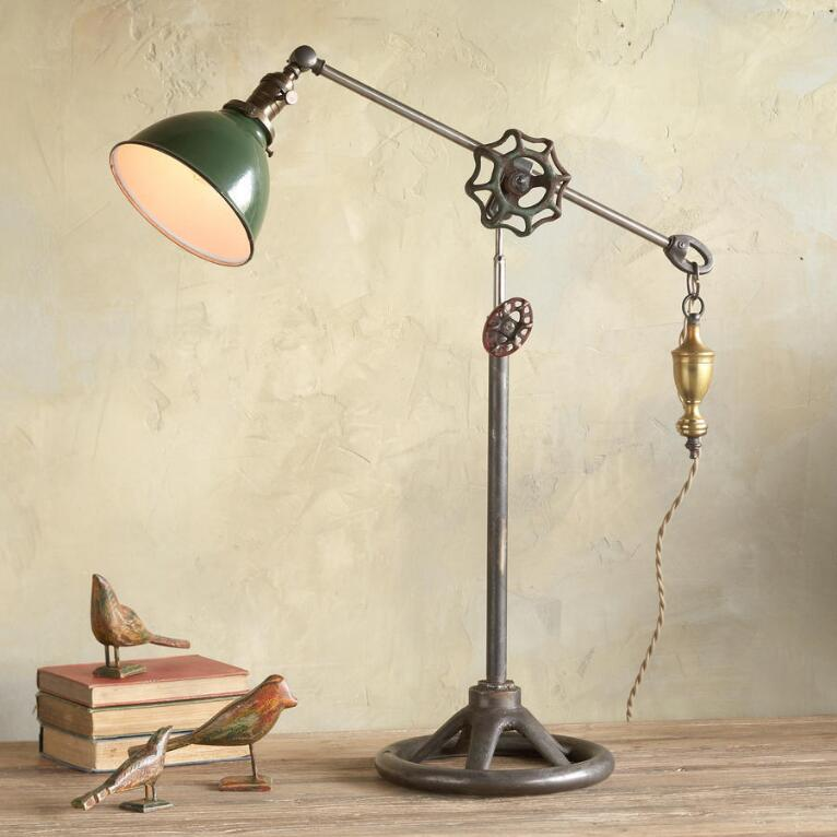 MODERNIST TABLE LAMP