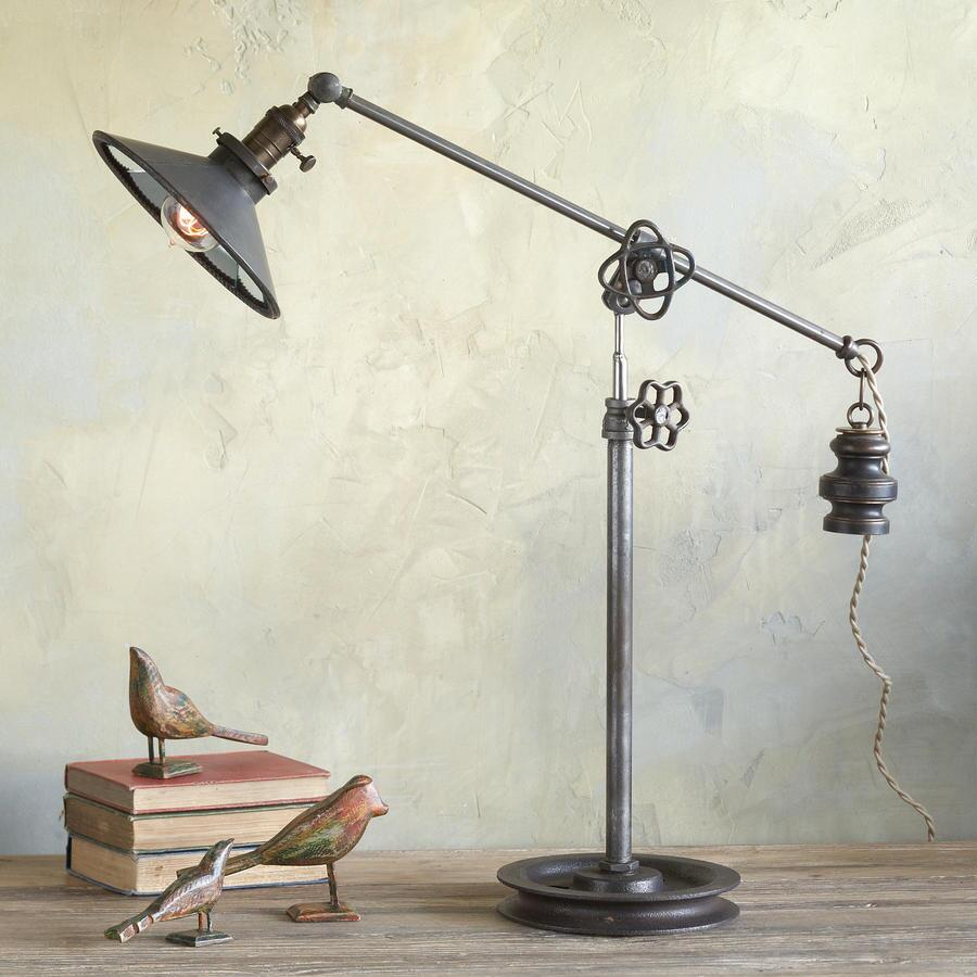 ALCHEMY TABLE LAMP