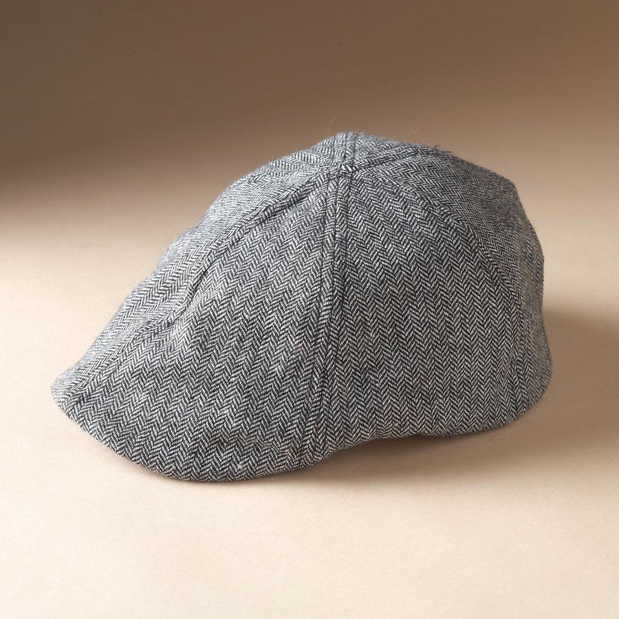 TWEED BRAD CAP