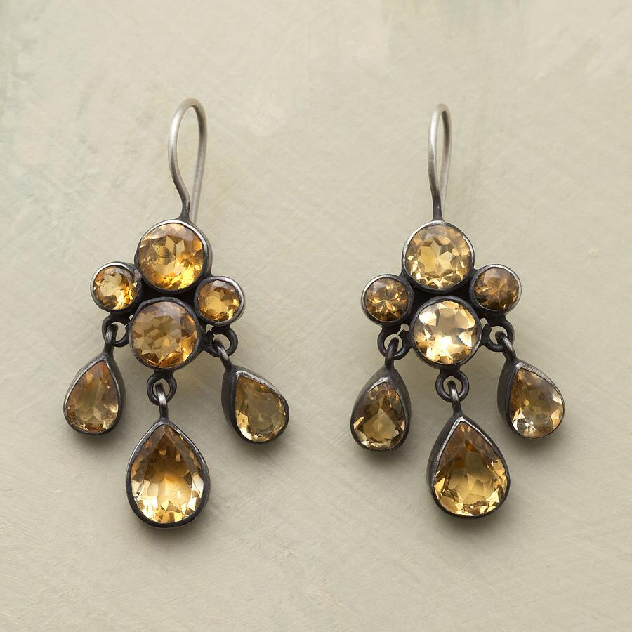 OUT OF DARKNESS EARRINGS