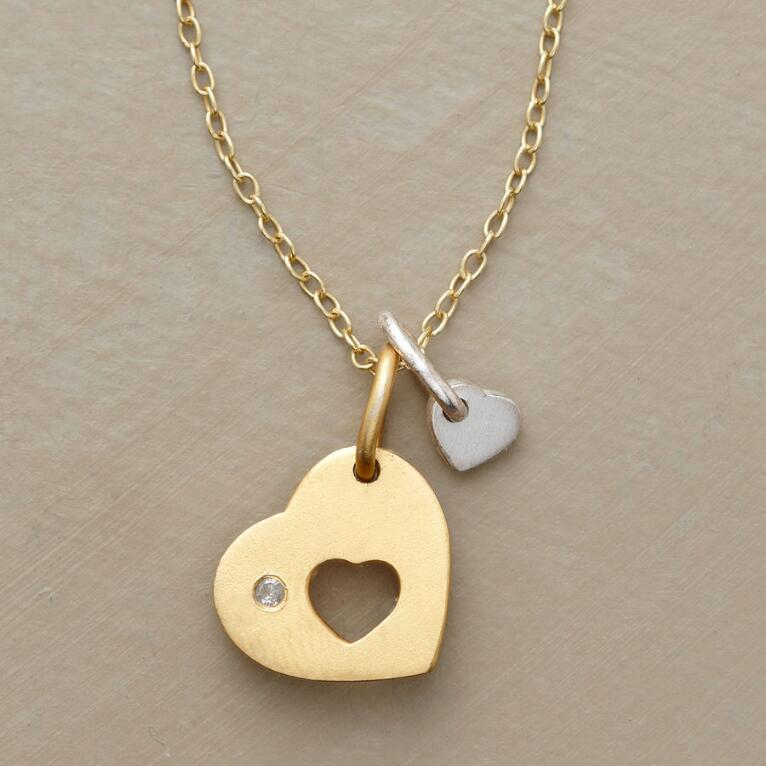 DOUBLE THE LOVE NECKLACE