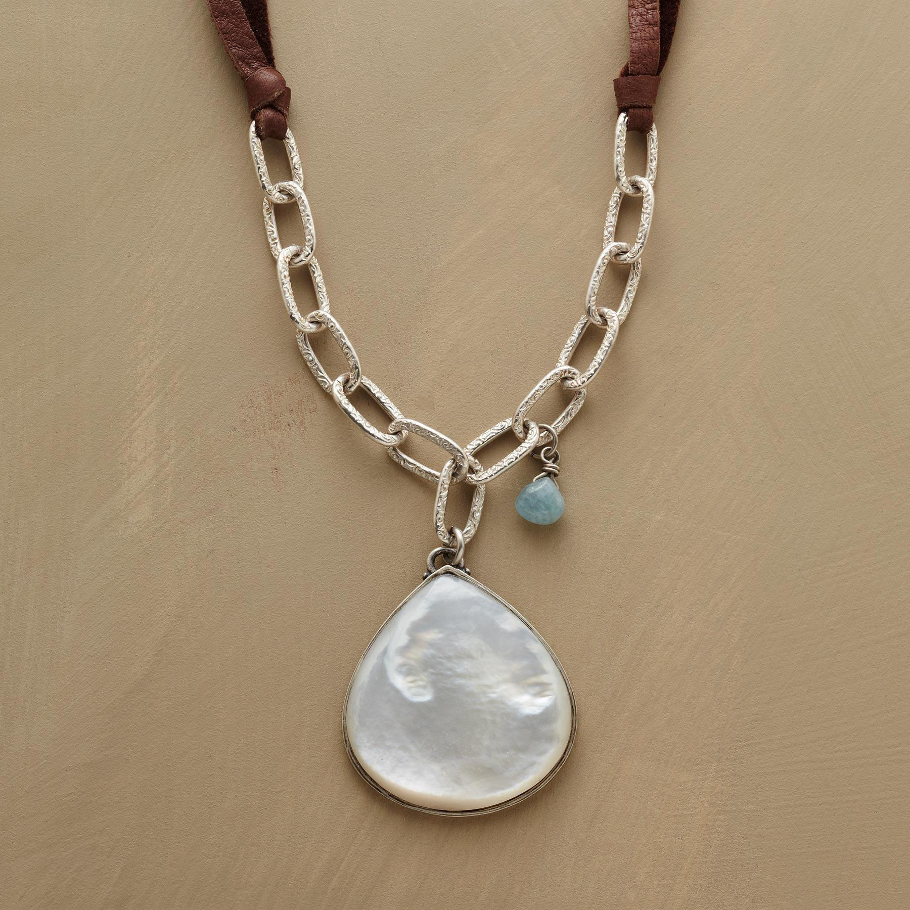 SEASIDE NECKLACE: View 1