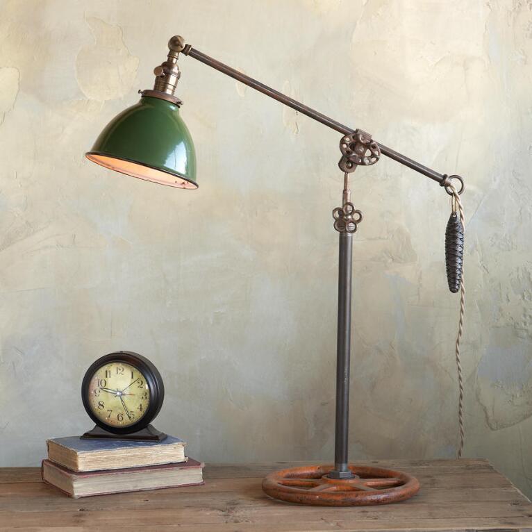LAKE GENEVA TABLE LAMP