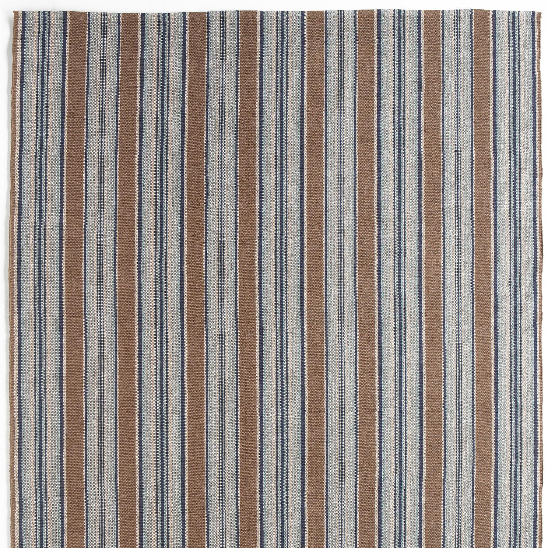 HERON STRIPE RUG, LARGE: View 1