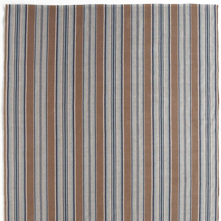 HERON STRIPE RUG, LARGE