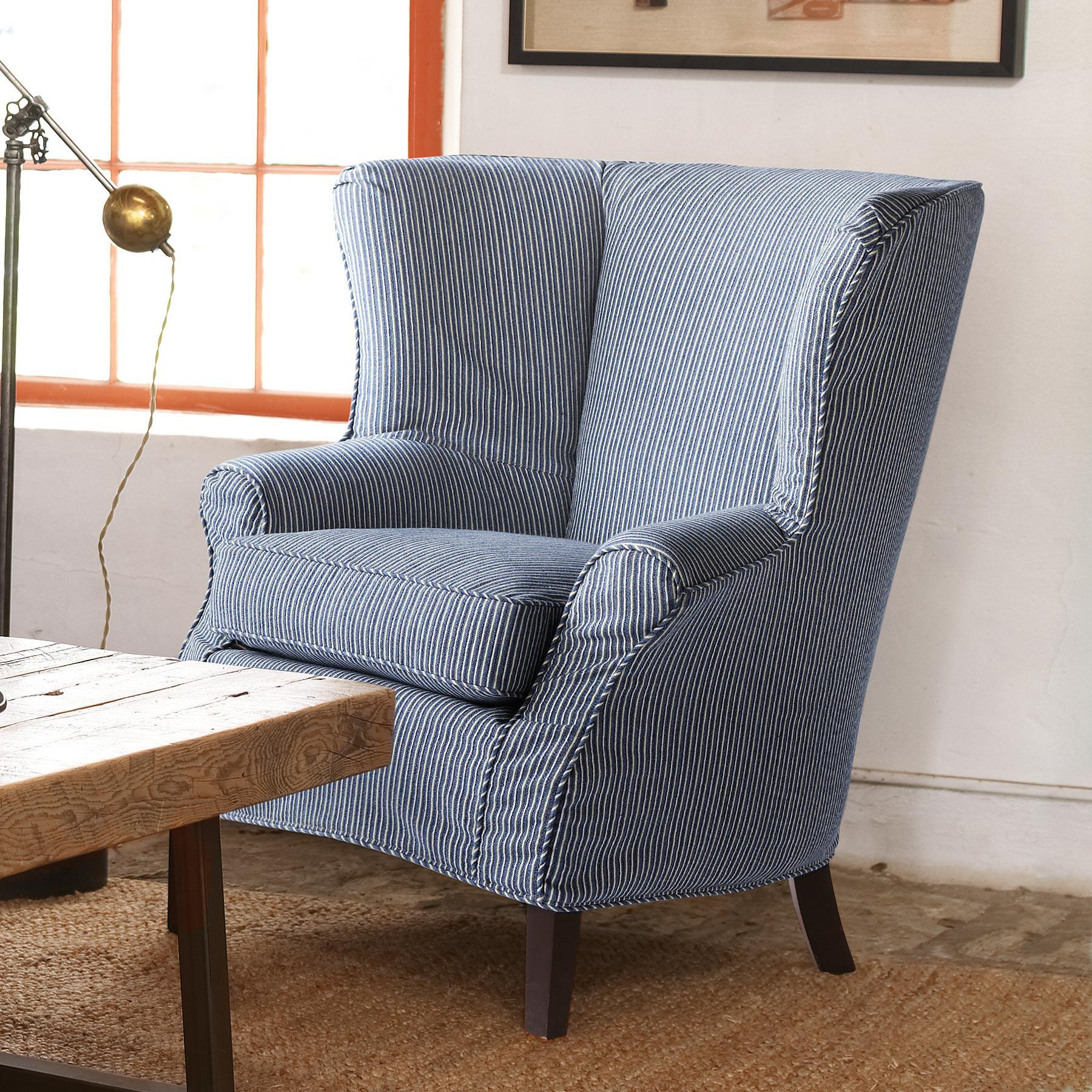 COMFORT WITH A CONSCIENCE CHAIR: View 3