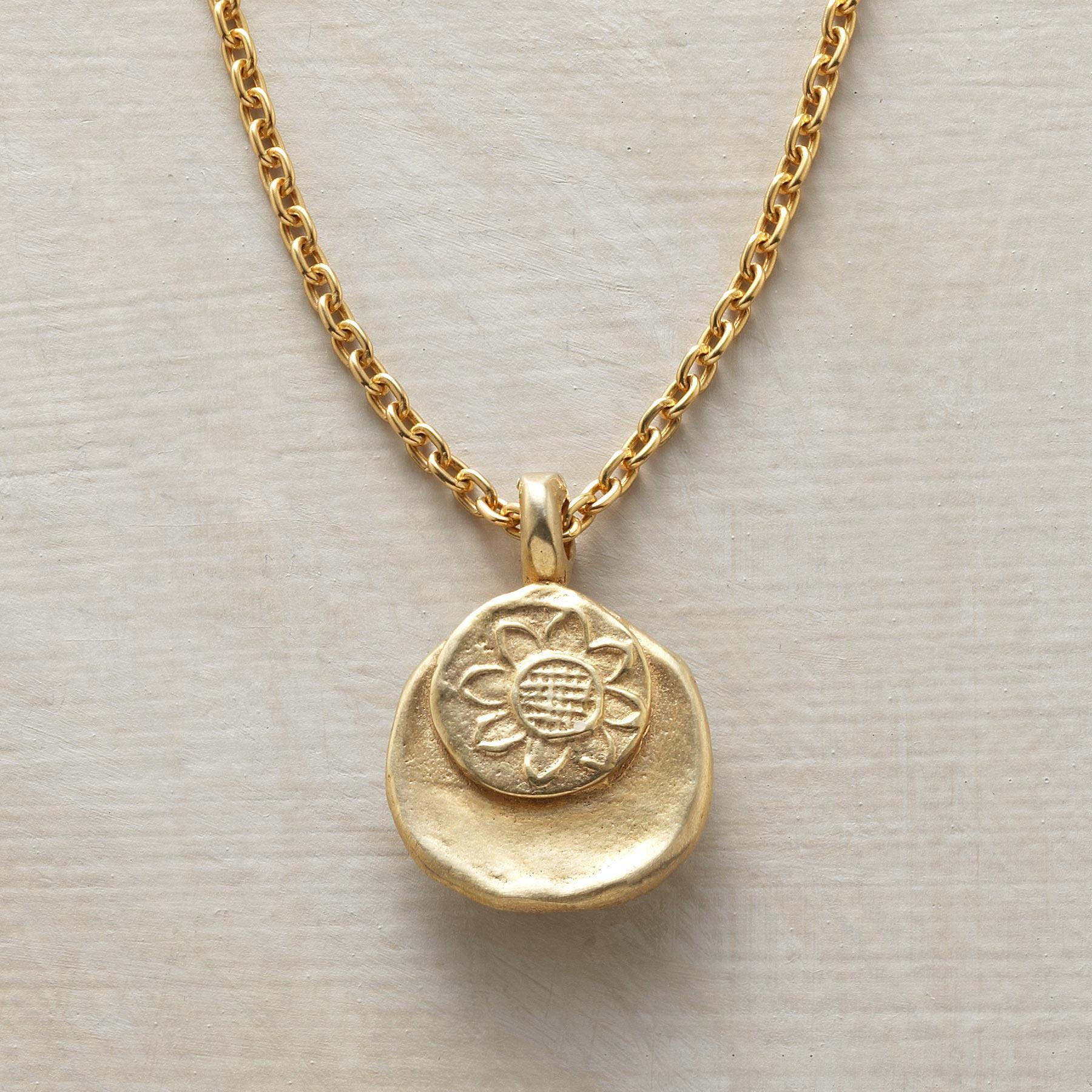 HELIOS NECKLACE: View 1
