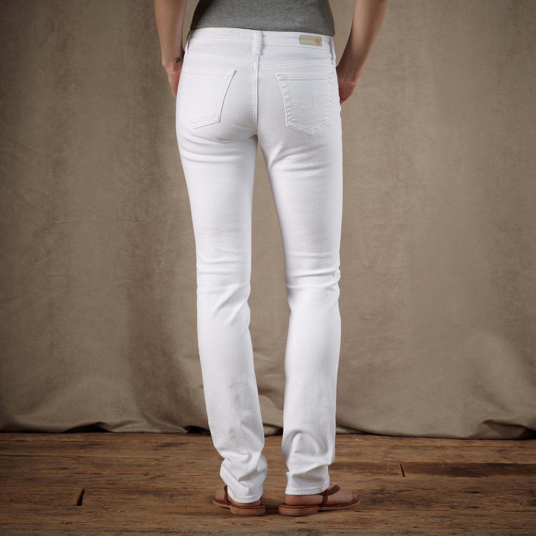 A G PREMIERE SKINNY JEANS: View 2