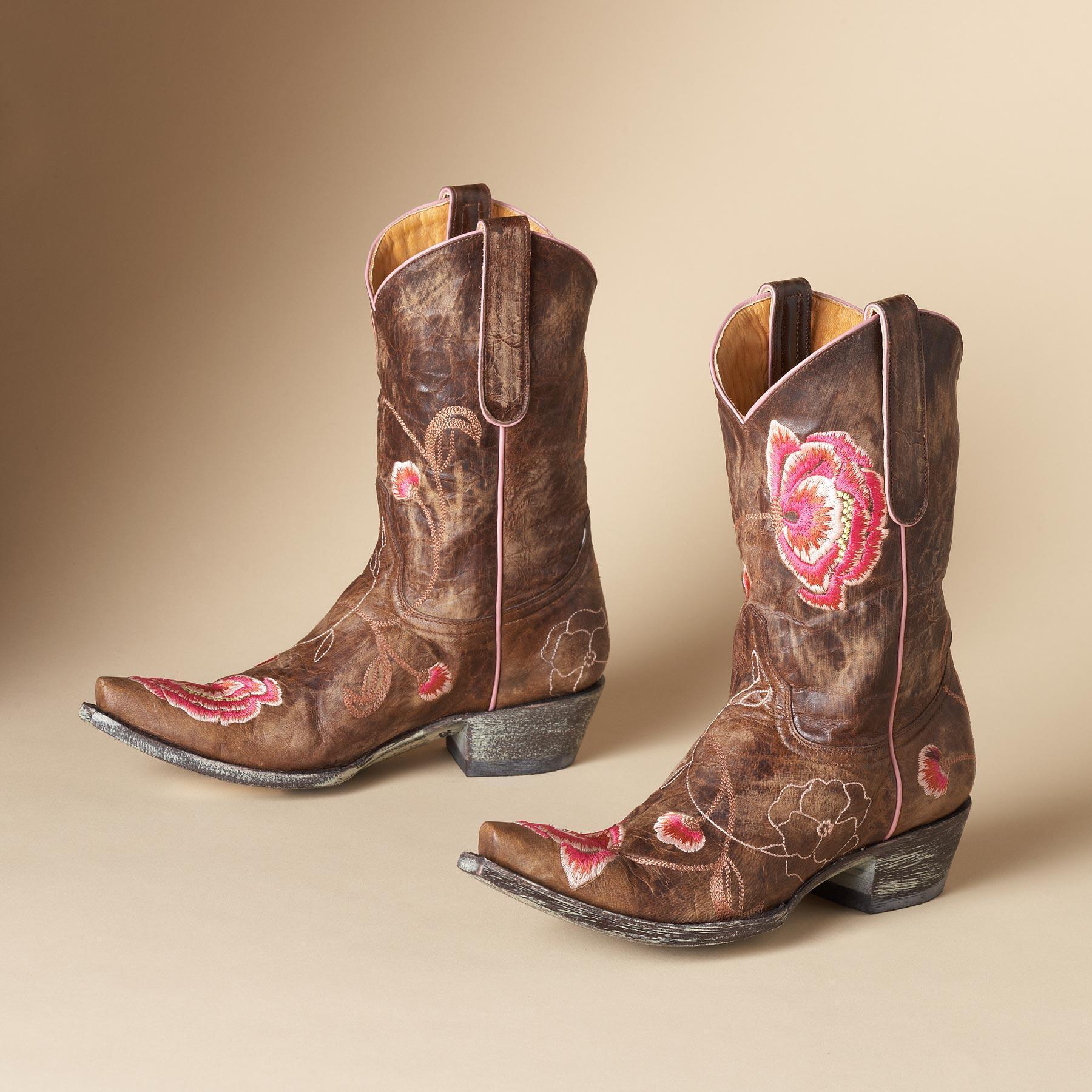 Old Gringo Della Rossa Boots