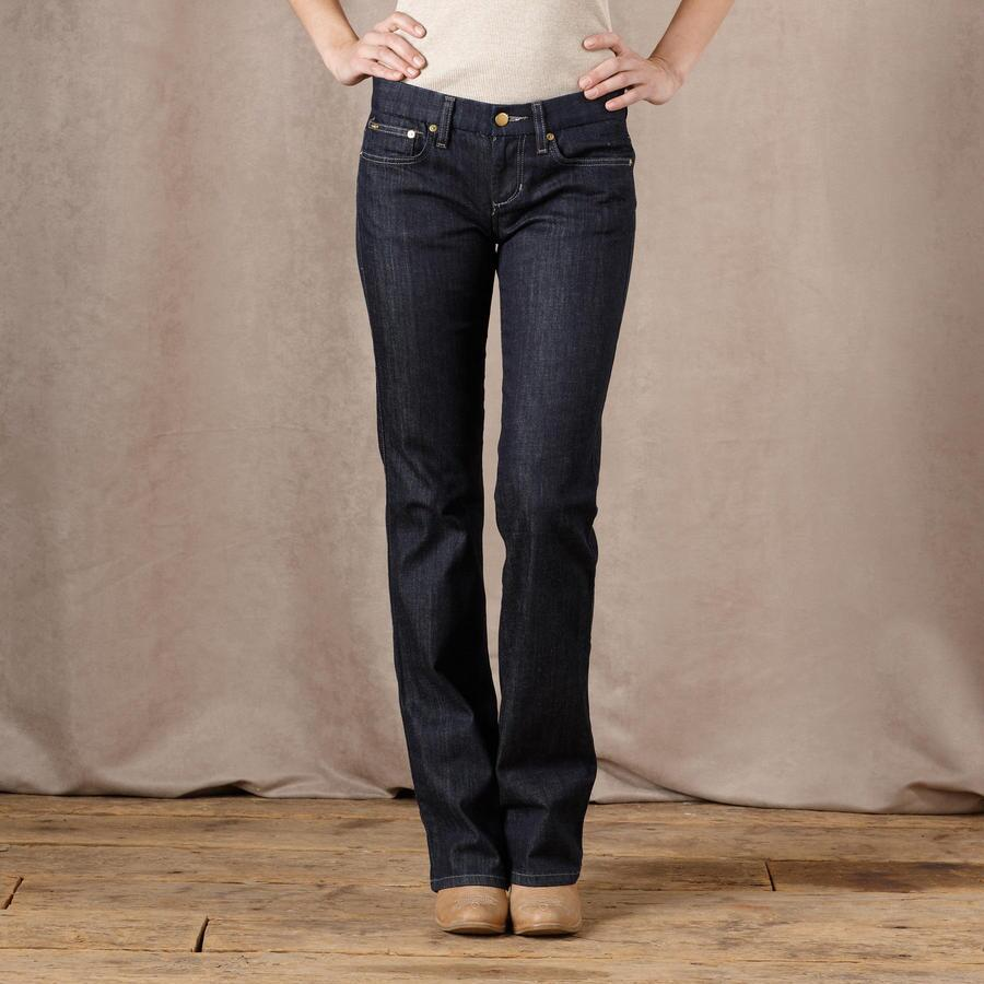 JOE'S JEANS DARK HONEY JEANS